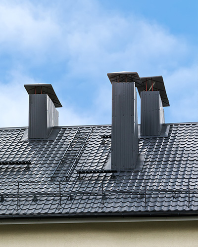 Metal Roof for Commercial Application