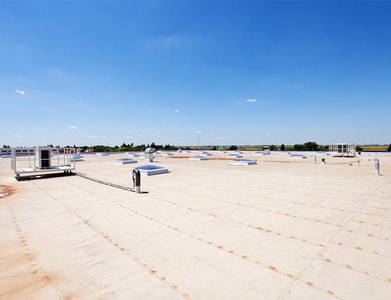 roofing materials for commercial applications