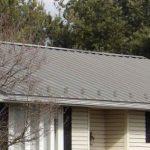 Gray Metal Roof Repair in Lancaster, PA
