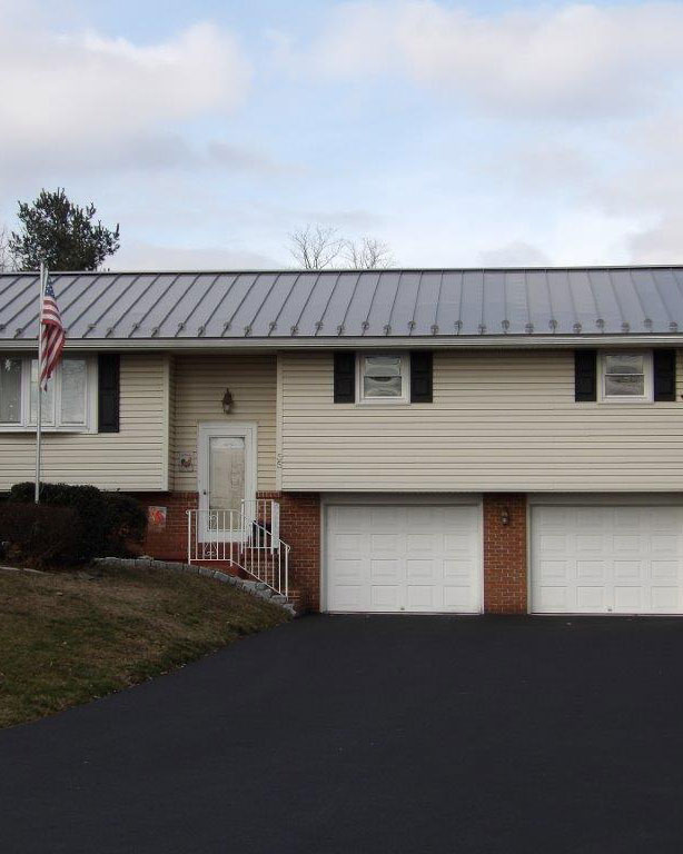 Residential Metal Roofing Job in Lancaster, PA