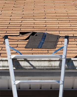 Long Lasting Shingle Roof Repair